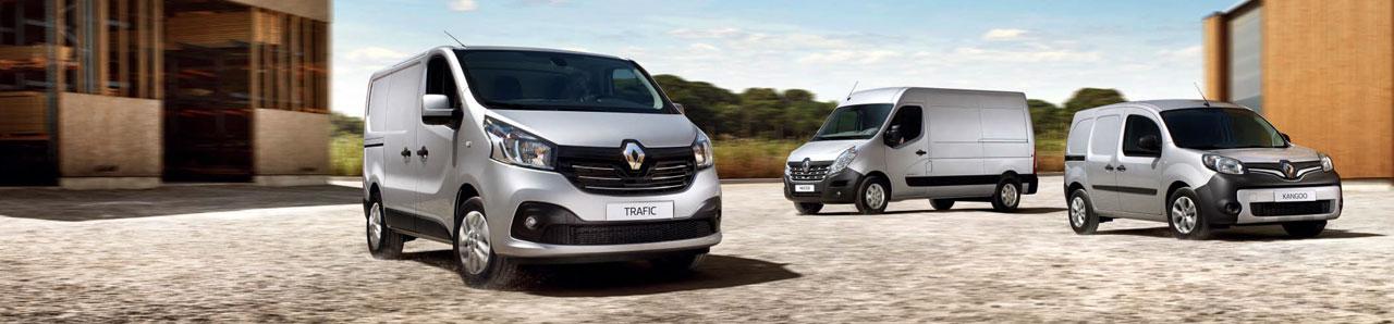Renault Bedrijfswagens
