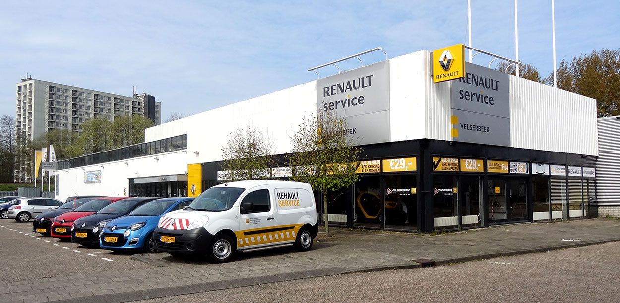 Renault Haarlem