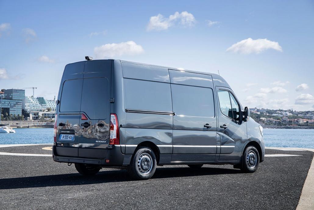 Nieuwe Renault Master en Renault Trafic