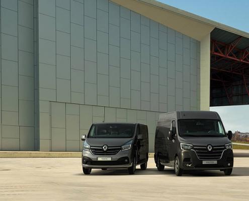 Renault bedrijfswagen