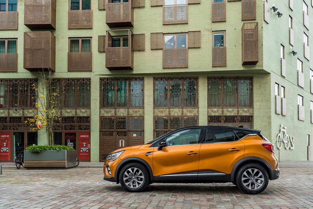 Nieuwe Renault Captur