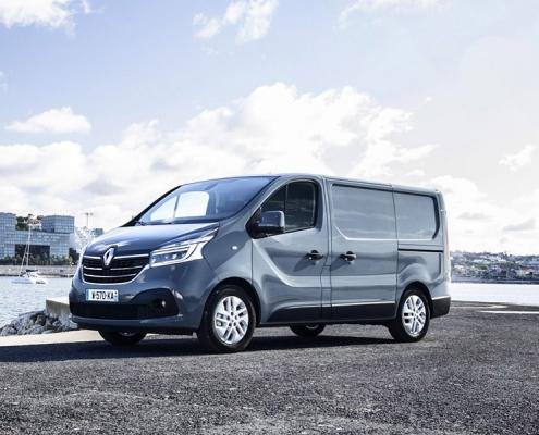 Renault Pro+ Bedrijfswagens