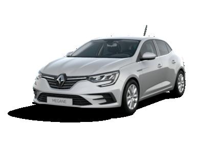 Nieuwe Renault Mégane
