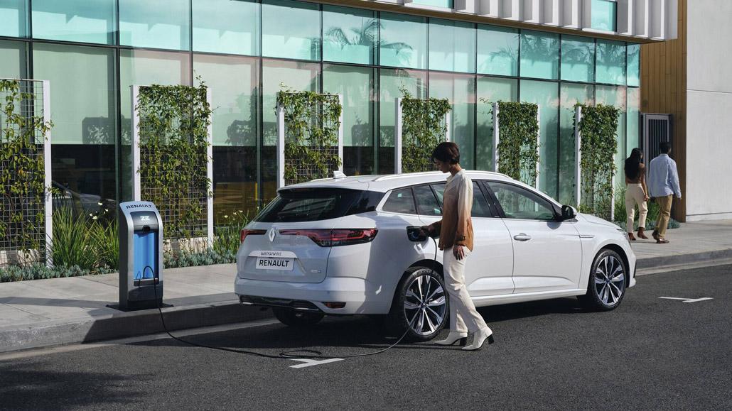 Renault Mégane E-TECH Hybride