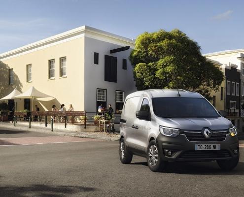 Nieuwe Renault EXPRESS