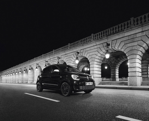 Renault Twingo E-Tech electric Urban Night